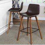 Maloney Counter & Bar Stool (Set of 2) by Union Rustic