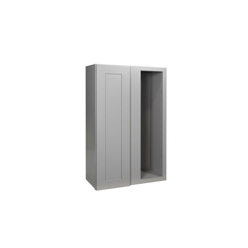 Nelsoncabinetry Elegant Kitchen Wall Cabinet Wayfair