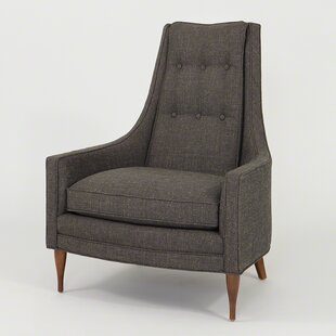 Crew Armchair by Bloomsbury Market