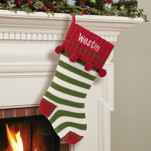 Personalized Christmas Stockings Tree Skirts You Ll Love Wayfair
