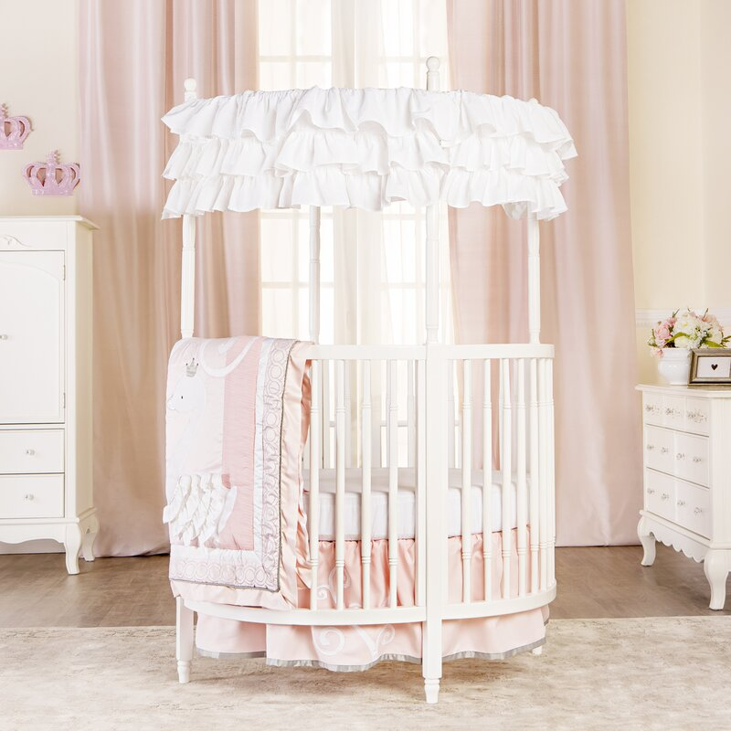 Dream On Me Sophia Posh Circular Crib Reviews Wayfair