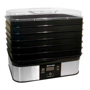 6 Tray Digital Dehydrator