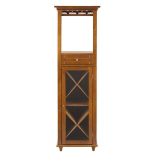 Napoli I 20 Bottle Floor Wine Cabinet