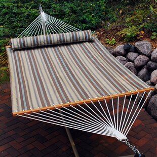 changir quick dry polyester tree hammock tree hammocks you u0027ll love   wayfair  rh   wayfair