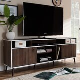 Will TV Stand for TVs up to 78 by George Oliver