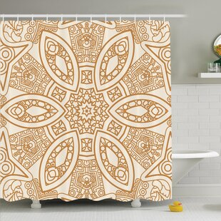 Tribal Ethnicity Shower Curtain Set