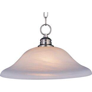 Charlton Home Cranbrook 1-Light Cone Pend..