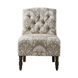 Lenox Tufted Slipper Chair