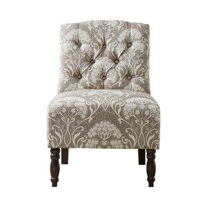 Lenox Tufted Slipper Chair