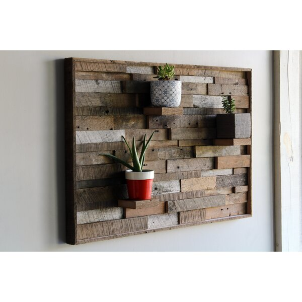 Union Rustic Reclaimed Wood Wall Décor