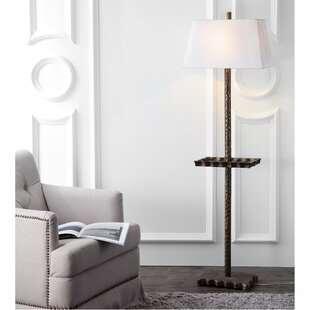 Inexpensive Gause 63 Tray Floor Lamp By Bloomsbury Market