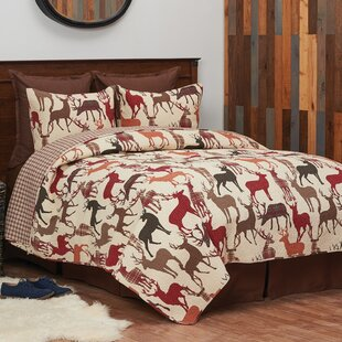 Plourde Reversible Quilt Set