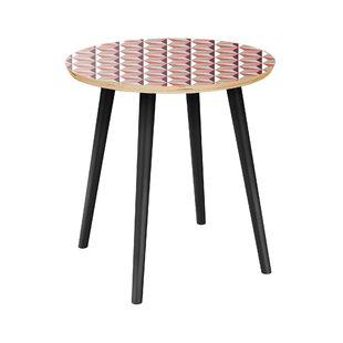Raulston End Table by Brayden Studio
