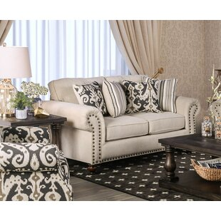 Ransome Loveseat by Charlton Home Discount