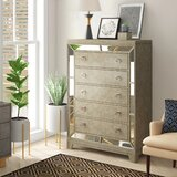 Roxie 5 Drawer Chest by Willa Arlo Interiors
