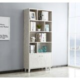 Andrell Step Bookcase by Latitude Run®
