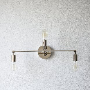 3-Light Vanity Light by Illuminate Vintage