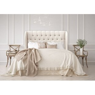 Ahumada Upholstered Panel Bed by Mercer41