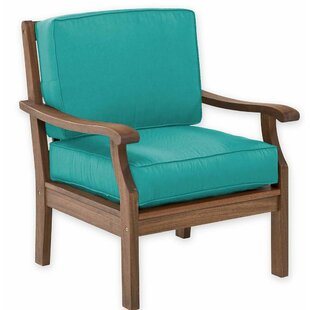 Claremont Patio Chair with Cushion by
