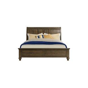 Gracie Oaks Wroten Storage Platform Bed