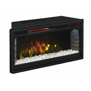Electric Fireplace Insert by G..