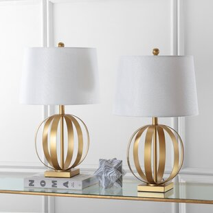 Lang Sphere 24.5 Table Lamp (Set of 2)