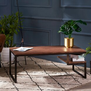 Reviews Industriale Coffee Table by VERSANORA Reviews (2019) & Buyer's Guide