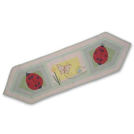 Ladybug Table Runner