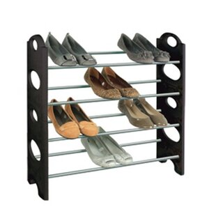 Order 4 Tier Shoe Rack By Richards Homewares
