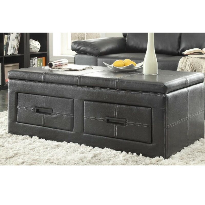 Lift Top Ottoman Easy Home Decorating Ideas