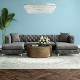 Miranda 127 Sectional by Rosdorf Park