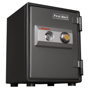 First Alert Fire Safe 0.8 Cu. Ft.