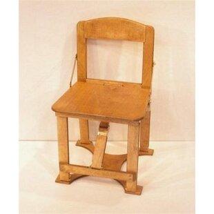 Folding Side Chair by Spiderlegs