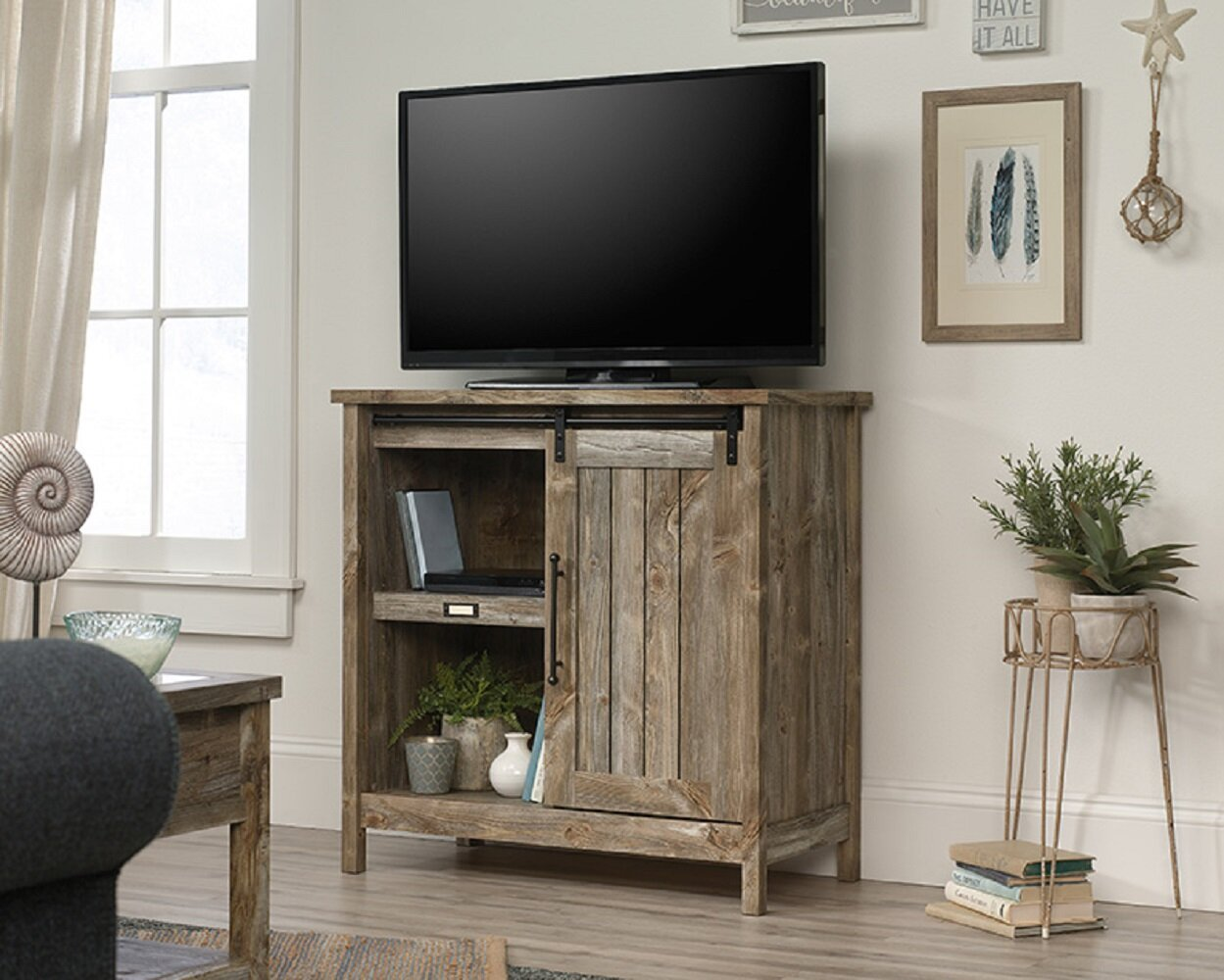 Union Rustic Mossman Tv Stand For Tvs Up To 40