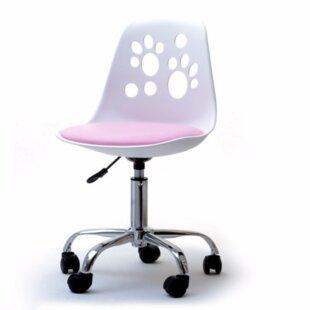 Peachy Desk Chairs Pink Deskideas Creativecarmelina Interior Chair Design Creativecarmelinacom