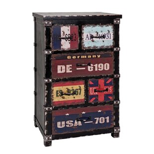 Mineo 6 Drawer Chest By Williston Forge