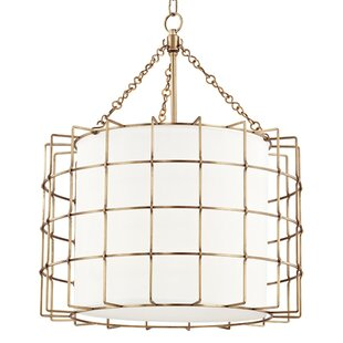 Brayden Studio Tahlequah 3-Light Pendant