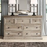 7 Drawer Combo Dresser by Greyleigh™