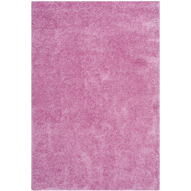 Wrought Studio Vandoren Pink Area Rug Reviews Wayfair