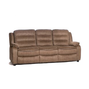 Schiff 3 Seater Reclining Sofa By Brayden Studio