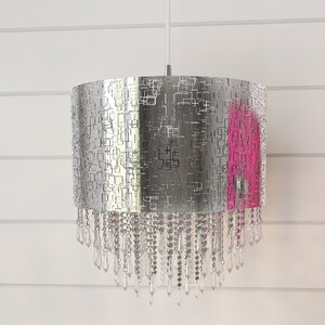 Kimberley 1 Light Drum Pendant
