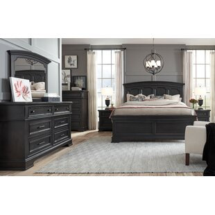 Earley Panel Configurable Bedroom Set