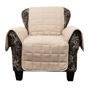 Waterproof Box Cushion Armchair Slipcover