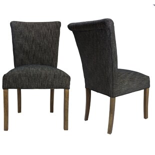 Barcelona Key Largo Spring Seating Double Dow Upholstered Side Chair (Set Of 2) 2019 Coupon