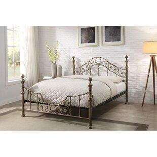 Argie Bed Frame By Rosalind Wheeler