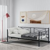 Roreti Twin Metal Daybed by Gracie Oaks