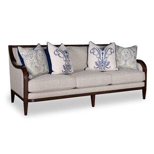Marylhurst 3 Seat Linen Sofa