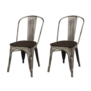 Aitkin Dining Chair (Set of 2) by Williston Forge SKU:BC692213 Buy