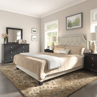 Rae Platform Configurable Bedroom Set by Three Posts Best Design