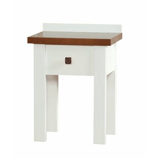 Lionelio 1 Drawer Nightstand By Harriet Bee